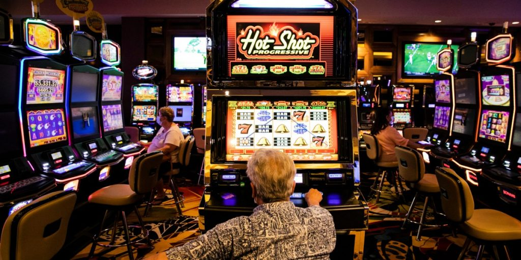 What are Online Casino and the way Does It Work